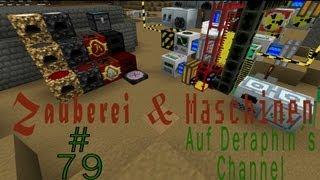 Minecraft - Lets Play Zauberei und Maschinen Part 79 - Gruben-Gräber Dera