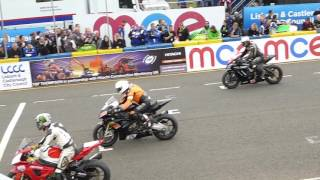 Honda RC213V Ulster GP 2016