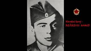 Hamid Beširević - Narodni heroj Jugoslavije