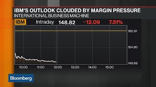 Slowing Cloud Growth Casts Shadow Over IBM