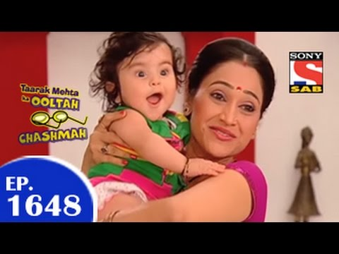 Xxx Mp4 Taarak Mehta Ka Ooltah Chashmah तारक मेहता Episode 1648 10th April 2015 3gp Sex