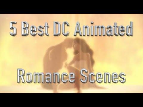 5 Best DC Animated Romance Scenes