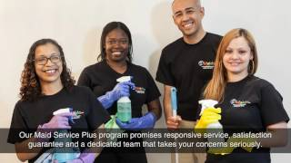 Houston's Best cleaning maid service