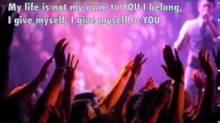 Give myself away/Here i am to worship w/lyrics