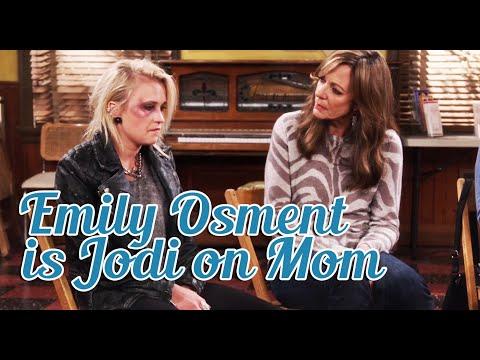 Xxx Mp4 Mom CBS Emily Osment Is Jodi On Mom 3gp Sex