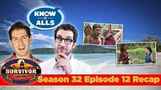 Survivor Kaoh Rong Episode 12 Recap   Know It Alls   May 4, 2016