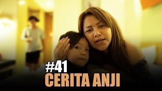 KADO ULANG TAHUN (UNTUK) MINDA. | #CeritaAnji - 41