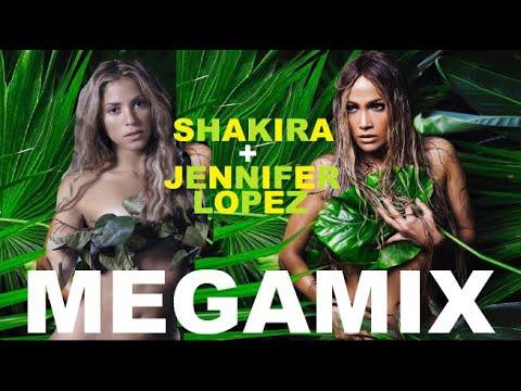 Jennifer Lopez & Shakira Megamix 2020 Super Bowl LIV Halftime Show Full HD