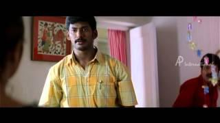 Chellamae Tamil Movie Scenes | Vishal Raids Girish Karnad's House | Vishal | Reema Sen | Bharath