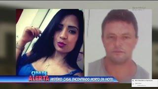 Mistério: casal encontrado morto em motel