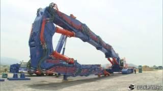 As maquinas Incríveis - A maior maquina do mundo