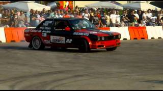 RedBull Car Park Drift Jounieh - Abdo Feghali in one of the contestant