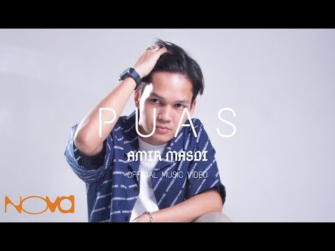 Download AMIR MASDI - Puas (Official Music Video) On ELMELODI.CO