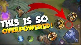 SECRET HIDDEN ROGER ABILITY! Go Invisible Mobile Legends Bug