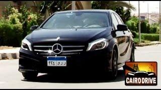 Mercedes A-Class drive review - Cairo Drive
