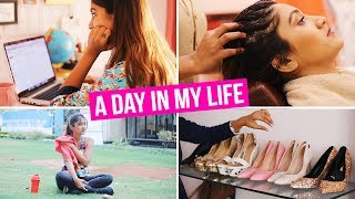 A day in my life   Larissa D'sa