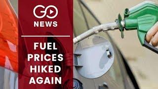 Fuel Prices Continue Climbing