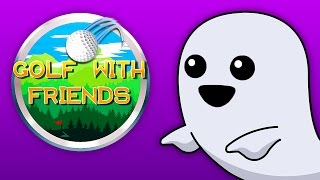 NEW HAUNTED MAP! | Golf With Friends #13 (ft. H2O Delirious, Cartoonz, & Ohm)