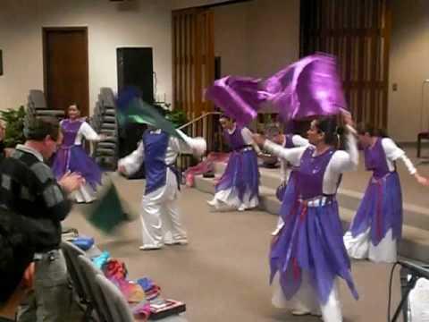 Ministerio de Danza Betel Levantate Señor