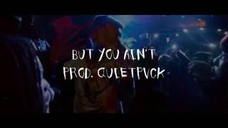G HERBO / LIL HERB x LIL BIBBY x DJ L - 'But You Ain't' (Trap/Drill Type Beat) [Prod. @QUIETPVCK]