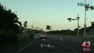 Red Signal 50 Course 7-11~赤信号50回stopでどこまで行けるかやってみよう Part 59