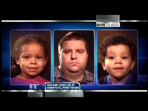 Xxx Mp4 Maury White Parents Black Kids DNA TEST FUNNY 3gp Sex