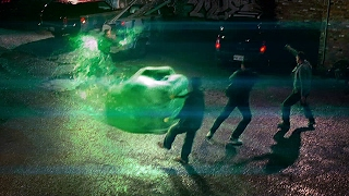 fight in the parking | Green Lantern Extended cut