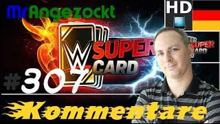 WWESupercard Deutsch #307 ★ Eure Kommentare und #RtG ★ [Mobil, deutsch]