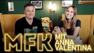 MFK mit Anna Valentina | Anika Teller, LionTV & KuchenTV