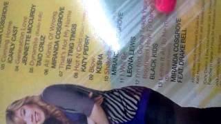 iCarly iSoundtrack 2 CD!!