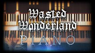 Wasted Wonderland (Piano Version) - myuu | Piano Cover