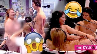 Ajay Rochester Gets NUDE For 'Buddies In The Bath' | KIIS1065, Kyle & Jackie O