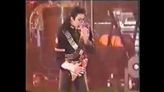 Michael Jackson - Jam & Wanna Be Startin' Somethin' (Live In Japan,Fukuoka,Dangerous Tour,1993)