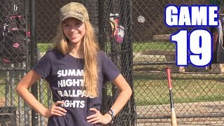REGINA NOT LAST! | On-Season Softball Series | Game 19