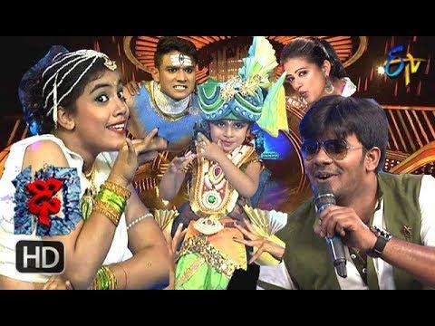 Xxx Mp4 Dhee 10 4th April 2018 Full Episode ETV Telugu 3gp Sex