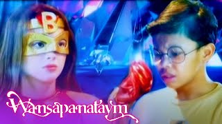 Wansapanataym: Super Bing gives her power to Ving