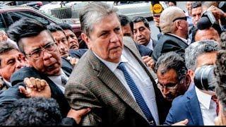 Alan García pide asilo a Uruguay tras ser prohibido de salir del país | Punto Final