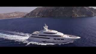 The New 61 mt CRN Yachts MY Saramour