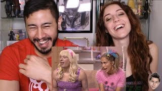 Reaction to: EW by Jimmy Fallon with Jennifer Lopez!