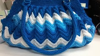Latest Crochet Ladies Purse Bag Designs