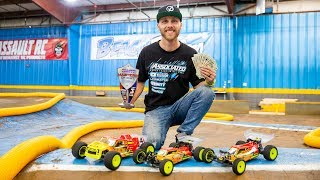 MASTERS OF DIRT 2018 || 17.5 2wd, 13.5 4wd, 13.5 Stadium Truck