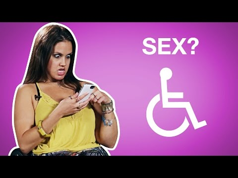 Xxx Mp4 Wheelchair Dating Questions You're Too Afraid To Ask 3gp Sex