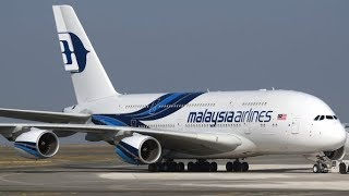 Malaysia Airlines Boarding Music (2017)