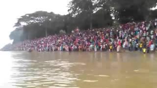 নৌকা বাইচ প্রতিযোগিতা ২০১৫ ময়মনসিংহ জয়নুল আবেদিন পার্ক
