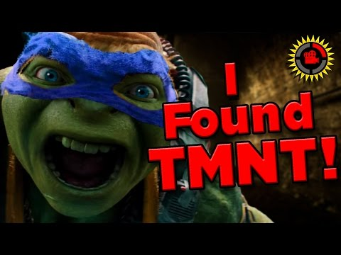 Film Theory PROOF of Teenage Mutant Ninja Turtles in New York TMNT 2 Out of the Shadows
