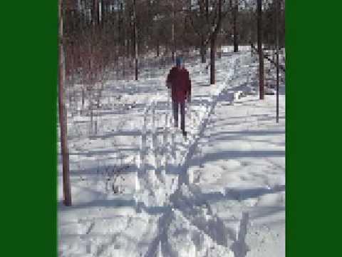 Snowshoe Types Review & Compare: Trak Bushwacker Ski-Shoes (Part 3 of 3)