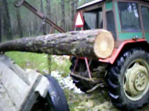 z ursusem c330m w las