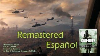 Call of Duty Modern Warfare REMASTERED | Sorpresa y Pavor