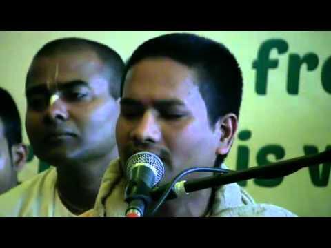 Day 3 Sri Hari Kantha Das 2016 Kirtan Mela ISKCON Mayapur