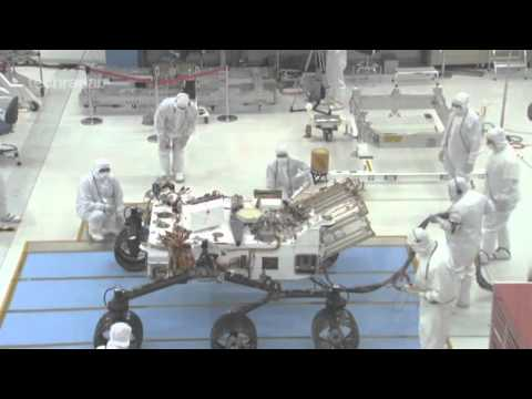 Mars Rover Curiosity Design & Tech behind the most advanced Robot ever made
